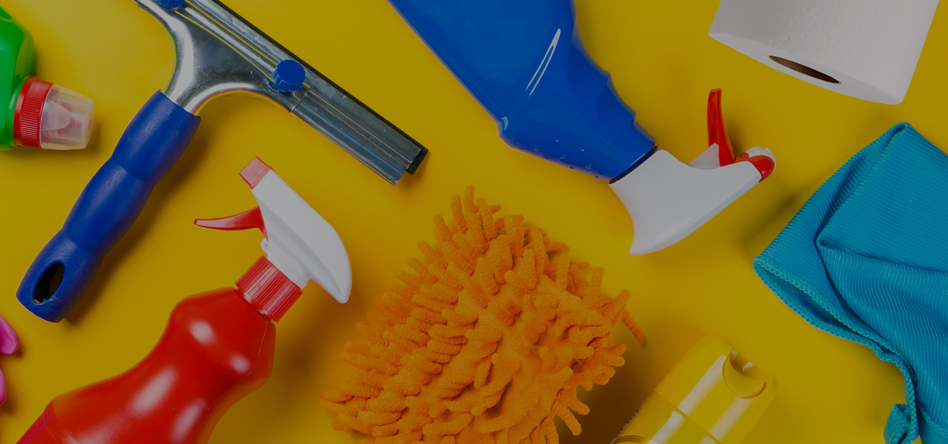Janitor header background products